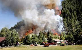 Wildfire In Arizona Kills 19 by Arizona Summer Camps Evacuate As Wildfires Sweep Us West News 1130