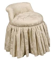 vanity chair with skirt sandi pointe virtual library of collections