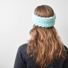 knitted headband headband knitting patterns loveknitting