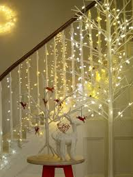 Banister Decor Best 25 Christmas Stairs Decorations Ideas On Pinterest
