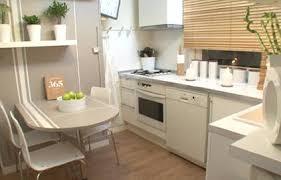 decorer cuisine toute blanche cuisine toute blanche idées de décoration capreol us