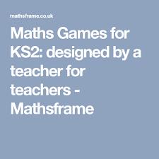 maths games for ks2 designed by a teacher for teachers