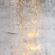 Fairy Light Wall by Extra Long Firefly String Lights 100 Copper Led String Lights