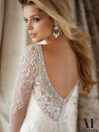 beaded wedding dresses with sleeves dress images