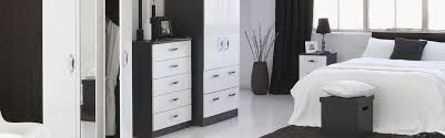 Bedroom Furniture Onestop Interiors Limited - White bedroom furniture nottingham