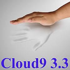 amazon com 3 3 cloud9 twin xl 2 inch 100 visco elastic memory