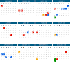 Calendario 2018 Argentina Ministerio Interior Feriados Nacionales 2018 Econoblog