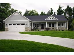 walkout ranch house plans craftsman walkout basement house plans here s a spacious free