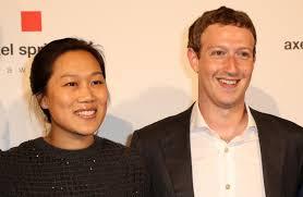 mark zuckerberg announces birth of second daughter august