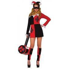 Harley Quinn Halloween Costume Harley Quinn Costumes Halloween Women Ebay