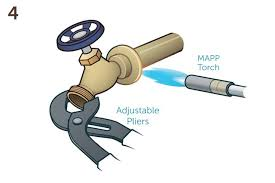 Replacing Outdoor Water Faucet Outdoor Spigot Repair Frost Free Best Choice For An Outside Water