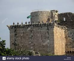 krak des chevaliers castle qala at al hosn syria castillo del crac