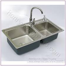 Cheap Kitchen Sinks by Online Get Cheap Double Drainer Kitchen Sink Aliexpress Com