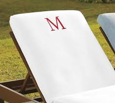Lounge Chair Towel Covers Living Room Stylish Lounge Chair Cover And Tote Bag Groupon Goods