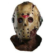 jason costume friday 13th jason voorhees deluxe oversized mask
