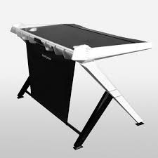 White Desk And Chair Gd 1000 Nw Gaming Desk Computer Desks Dxracer Official