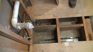 Leak Under Sink by Cabinet How To Plumb In A Kitchen Sink How To Repair A Leak