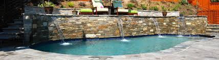 custom swimming pool pacific palisades masonry beverly hills