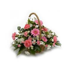 Best Flower Food Pretty Basket Rachel U0027s Flowers