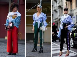 style trends 2017 milan fashion week fall 2017 street style trends fashionisers