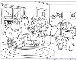 family guy coloring pages family guy coloring pages 5 family guy