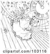 royalty free rf glass slipper clipart illustrations vector