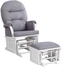 Delta Glider And Ottoman White Glider And Ottoman Set Amazing Wonderful Rocker With Shermag