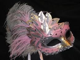 pink masquerade masks my slice of masquerade masks