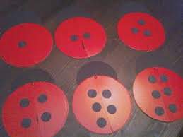 Easy Paper Craft Ideas For Kids - easy paper crafts for kids ladybug counting crafts ideas