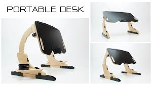 Portable Desk For Laptop Adapdesk The World S Portable Work Station By Adapdesk