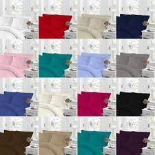 Details About Fitted Sheet Bed Sheets Single Double King Flat - Fitted sheets for bunk beds