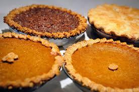 thanksgiving day pie themontecristos