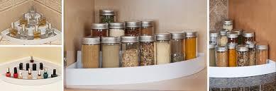 3 tier kitchen cabinet organizer 3 tier kitchen cabinet spice rack corner organizer