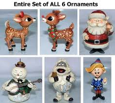 flossie s gifts jim shore rudolph friends hanging ornaments