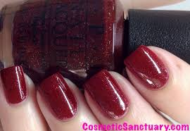 opi mariah carey 2013 holiday collection swatches and review
