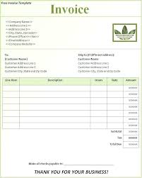 sample invoice form commercial invoice form simple invoice