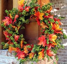 fall wreath ideas 24 green apple fall wreath flora decor