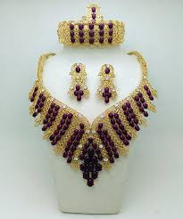 gold costume necklace images 2016 top quality fashion african costume jewelry sets dubai gold jpg
