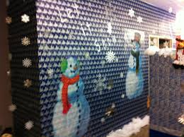images about office desk christmas decor on pinterest cubicles