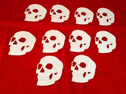tim holtz halloween dies tim holtz halloween die cuts skull sizzix 660965 cardstock