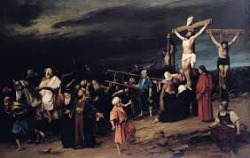 how the romans used crucifixion u2014including jesus u0027s u2014as a political