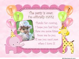 birthday thank you card girly zoo photo thank you card sweet style birthday