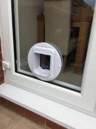 Cat Flap Patio Door Fitting A Cat Flap In A Glazed Door Window Repair Solutions