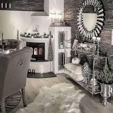 silver dining room 6d0a3909d2003d4a0ec9e8d220ccd63e silver home decor living room