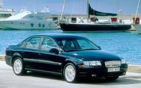 2000 volvo s80 information and photos zombiedrive
