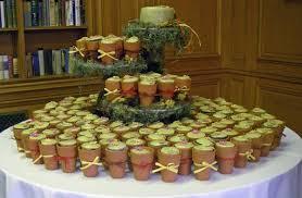 flower pot favors flower pot wedding favors wedding corners
