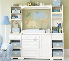 Blue Changing Table Changing Table System Pottery Barn