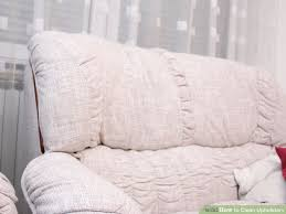 clean chair upholstery how to clean upholstery with pictures wikihow