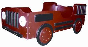 toddler car just kids stuff fire truck toddler car bed u0026 reviews wayfair