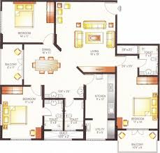 1823 sq ft 3 bhk 3t apartment for sale in malpe royal embassy